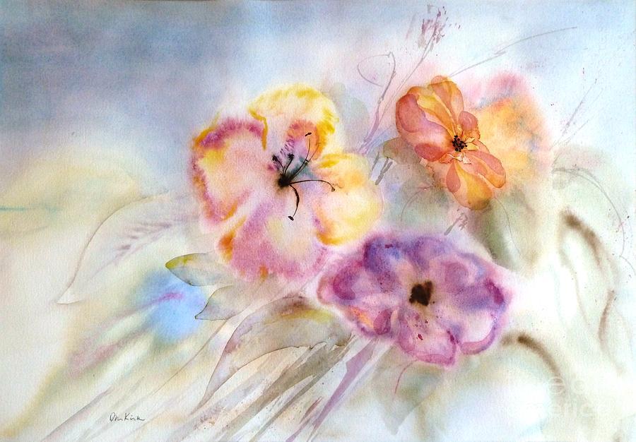 Breath of Spring by Diane Kirk