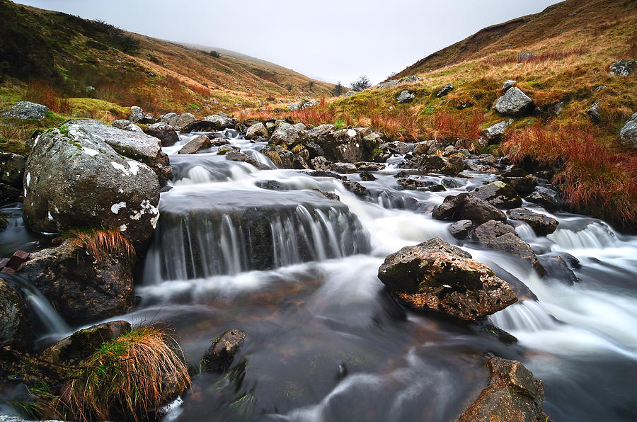Brecon Beacons Photograph - Brecon Beacons National Park 2 by Phil Fitzsimmons