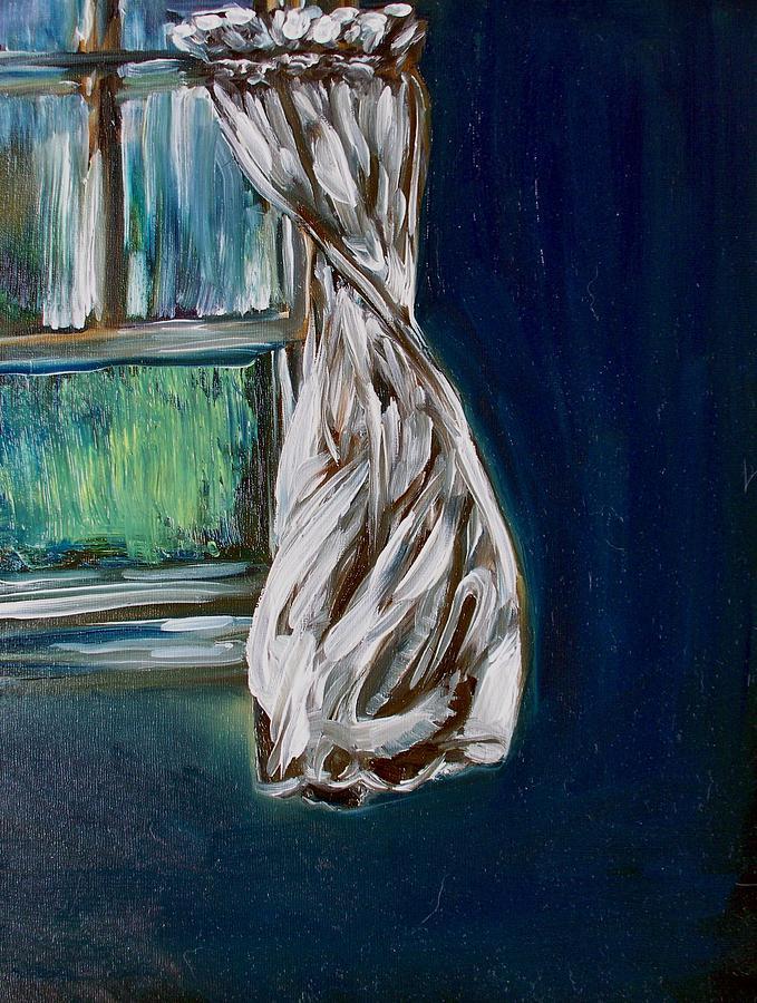 Dancer Painting - Breezy Dancer by Sheila Tajima