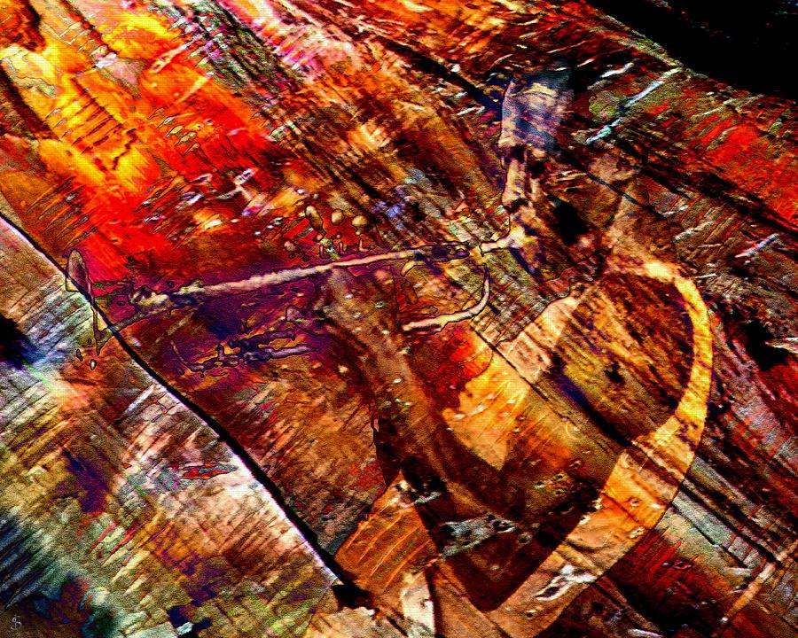Miles Davis Digital Art - Brew by Ken Walker