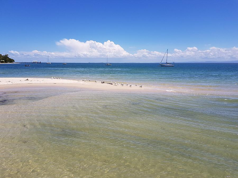 Bribie Waters by Cassy Allsworth