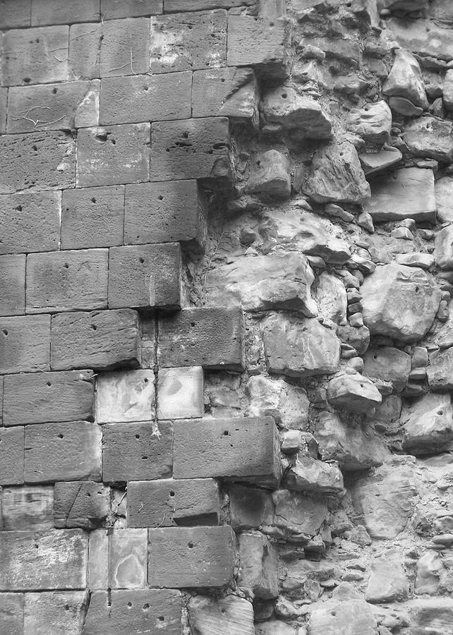 Brick Photograph - Brick Study by Adam Schwartz
