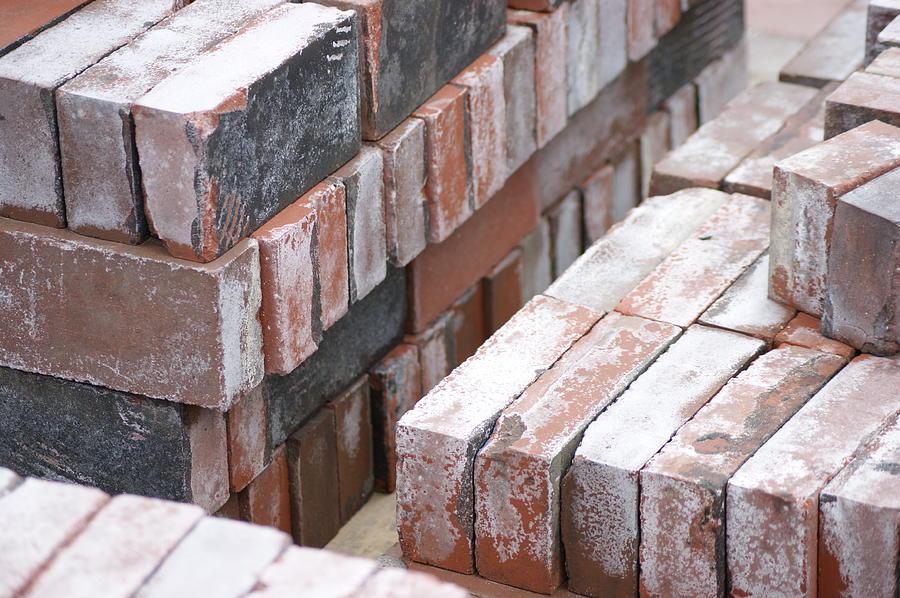 Brick Yard by Alan Chandler