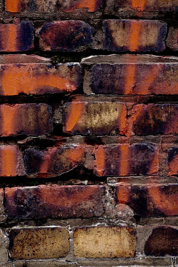 Tiwago Photograph - Bricks And Graffiti by Tim Good