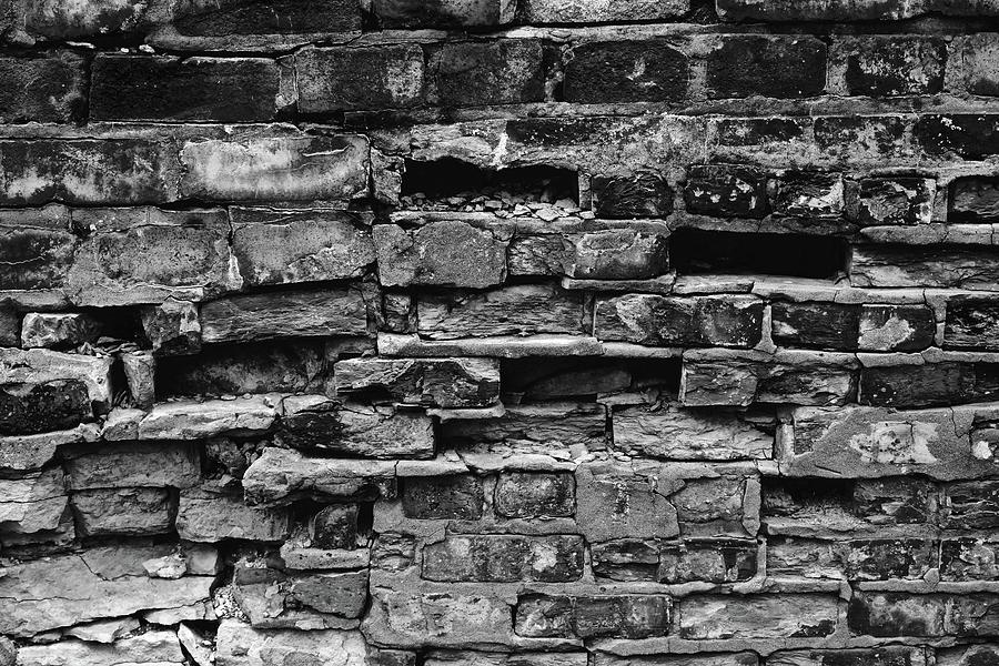Tiwago Photograph - Bricks And Mortar by Tim Good
