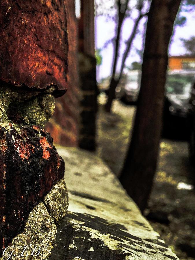 Bricks Photograph - Bricks by Garrett Blum