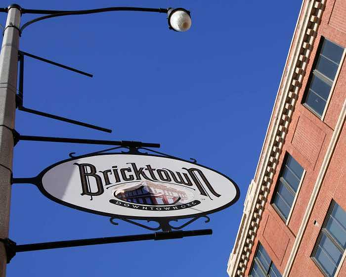 Oklahoma City Photograph - Bricktown by Melissa Laitman