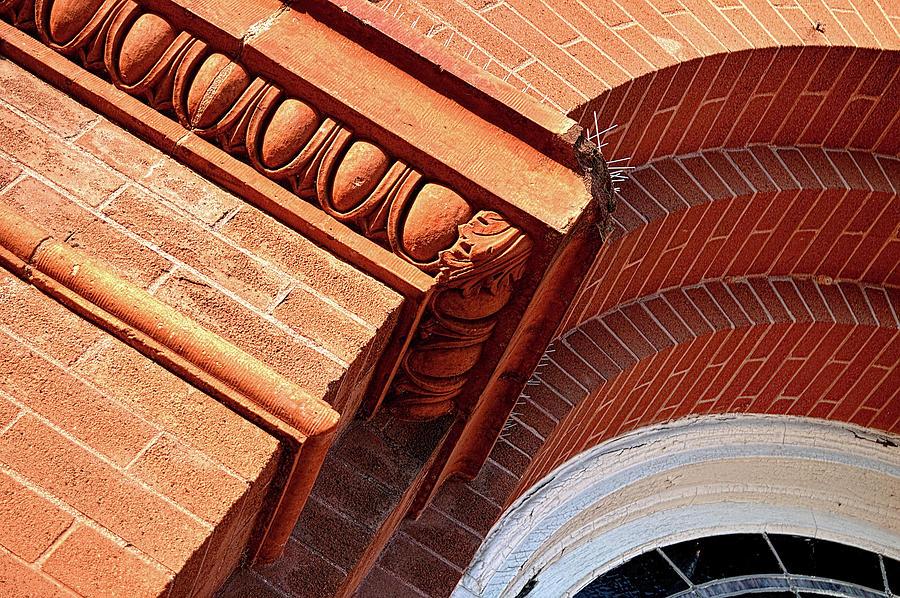 Brickwork Saint Pauls by Jason Bohannon