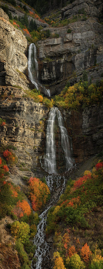 Bridal Veil Falls by Dustin LeFevre