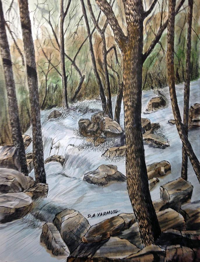 Bridalveil Backwater by Dale Yarmuth