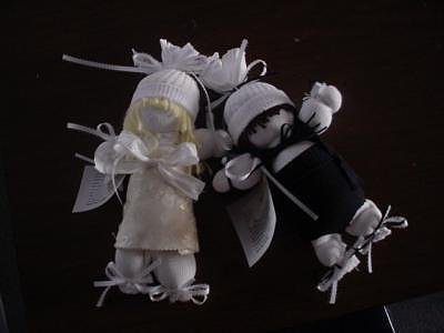 Bride And Groom Set Of Sweet Honeys  by Keisha Boyd McDuffie
