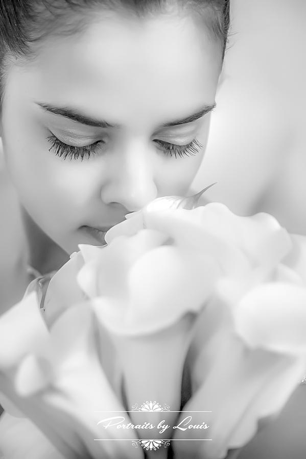 Bride Photograph - Love Essence by Louis Rivera