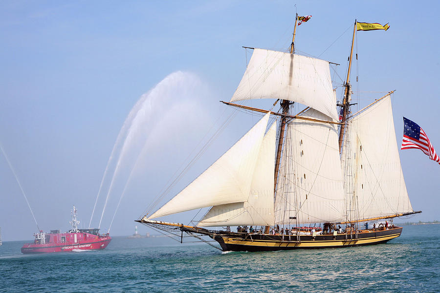 Bride of Baltimore II by Bruce Richardson