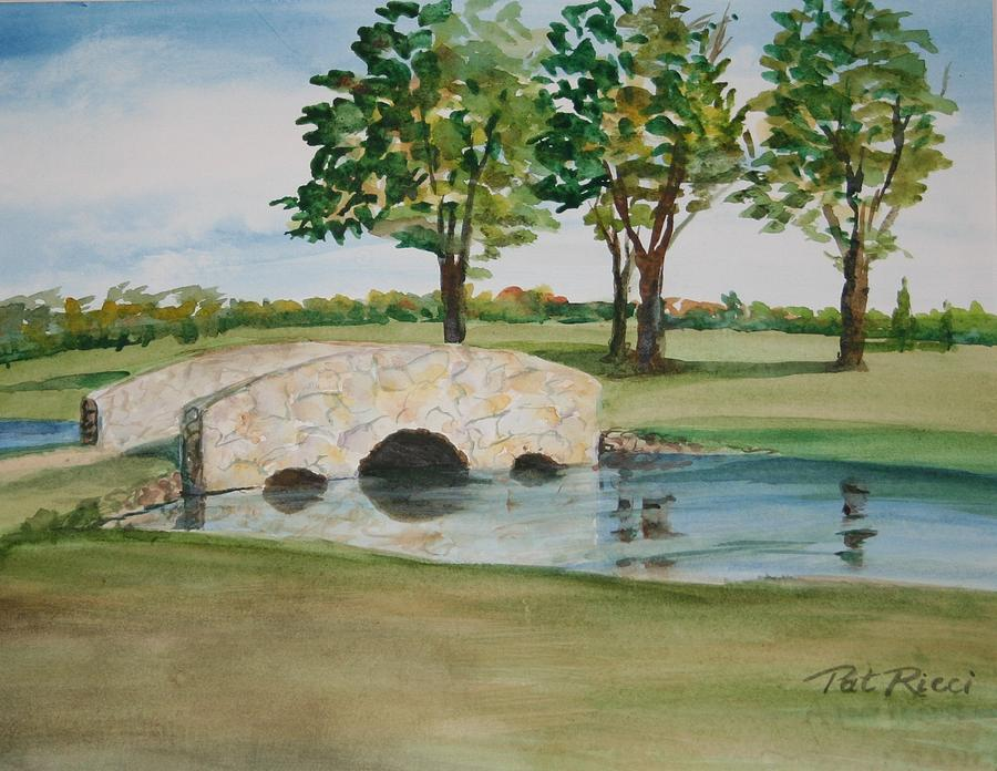 Bridge at Tagalong by Patricia Ricci