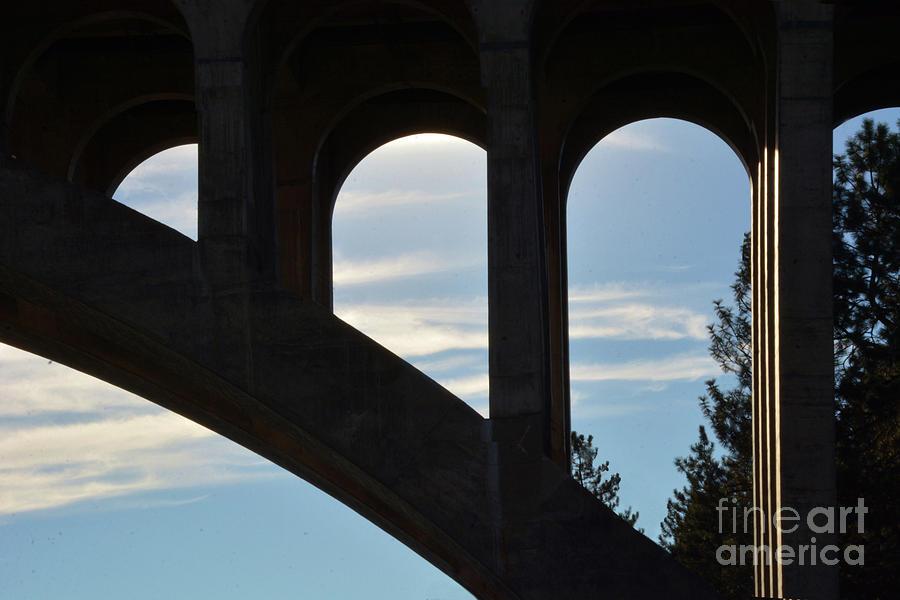 Bridge Photograph - Bridge by Dan Holm