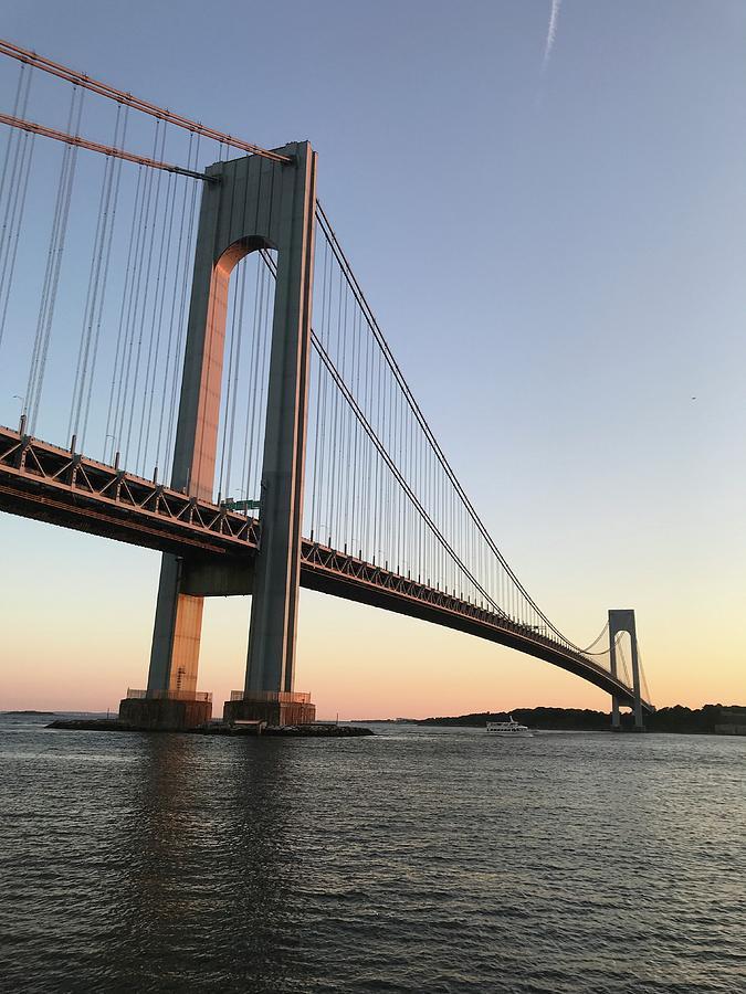Bridge High in the Sky by Liza Beckerman