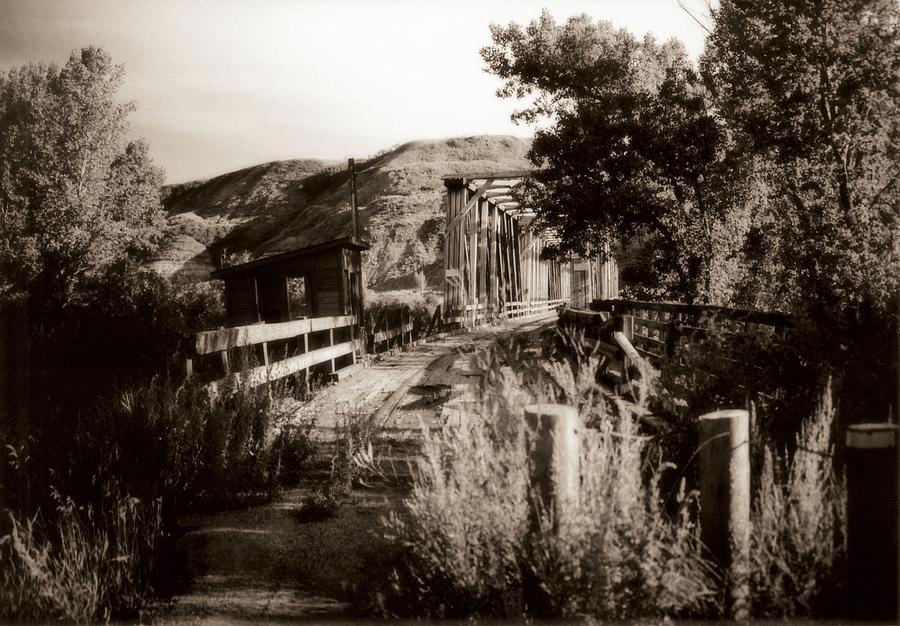 Marcin Photograph - Bridge by Marcin and Dawid Witukiewicz
