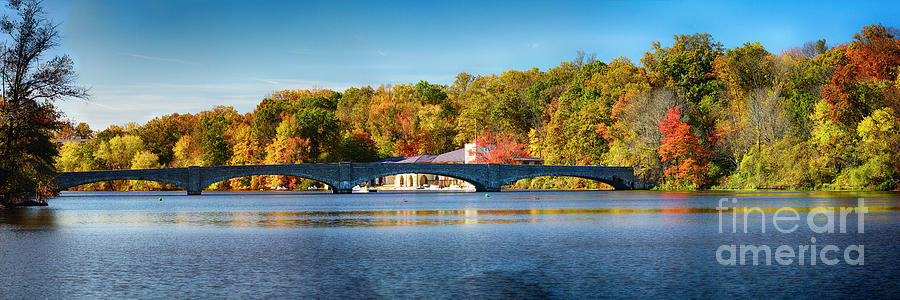 Architecture Photograph - Bridge On Lake Carnegie  by George Oze