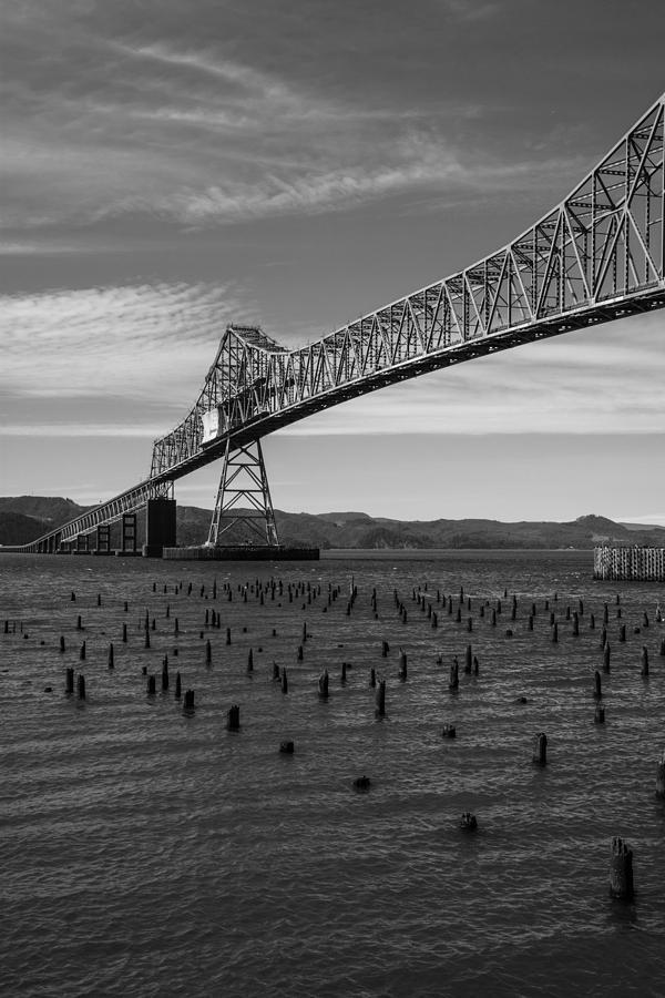 Bridge over Columbia by Jeffrey Kolker