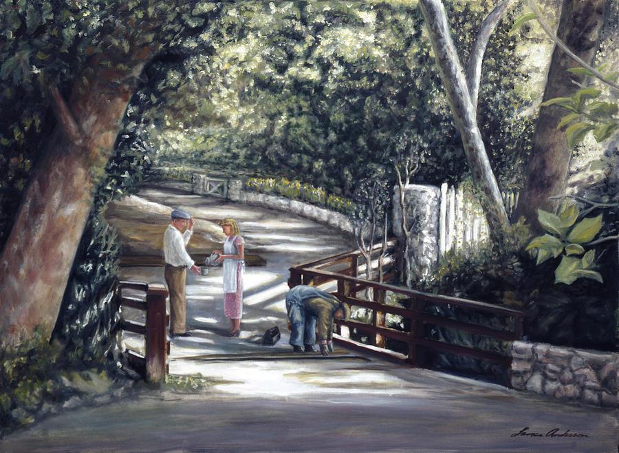 Bridge Painting - Bridge Repair by Lance Anderson