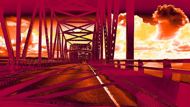 Bridge to Astoria #1 by Anne Westlund
