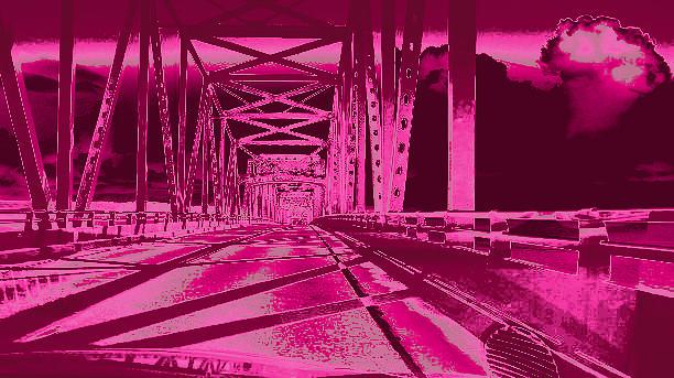 Bridge to Astoria #3 by Anne Westlund