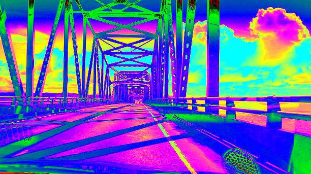 bridge to Astoria #5 by Anne Westlund