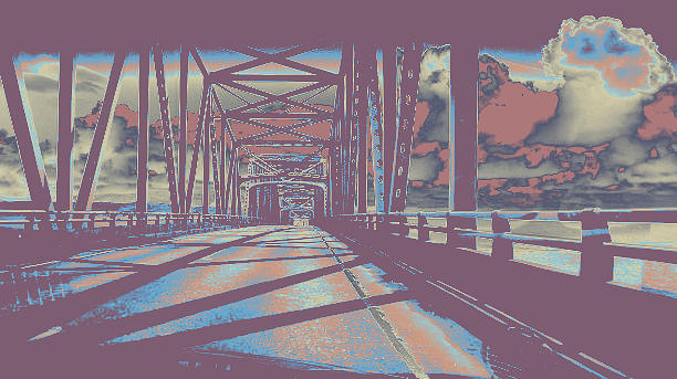 bridge to Astoria #6 by Anne Westlund