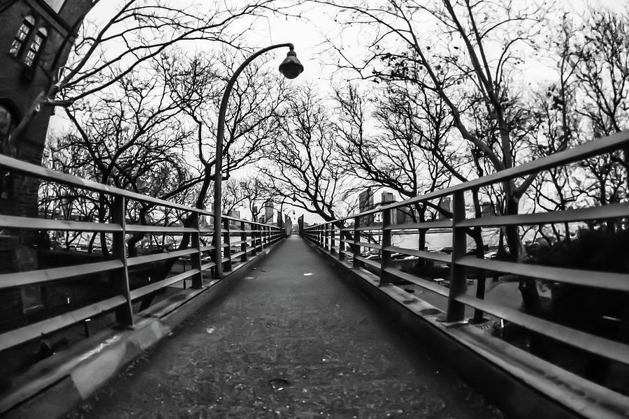 Bridge to the East River by Richard Cheski