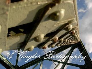 Digital Photography Photograph - Bridge To The Sky by Amanda Vouglas