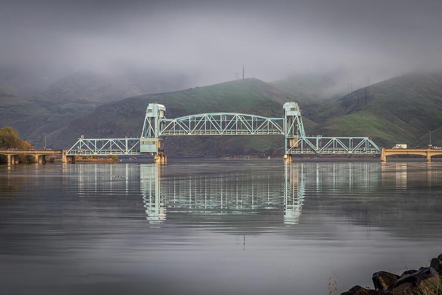 Bridge Up by Brad Stinson
