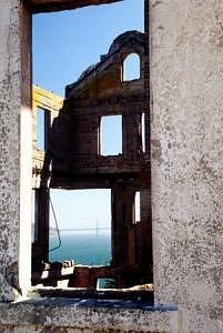 Alcatraz Island Photograph - Bridge Via Alcatraz by Scott Mahrer