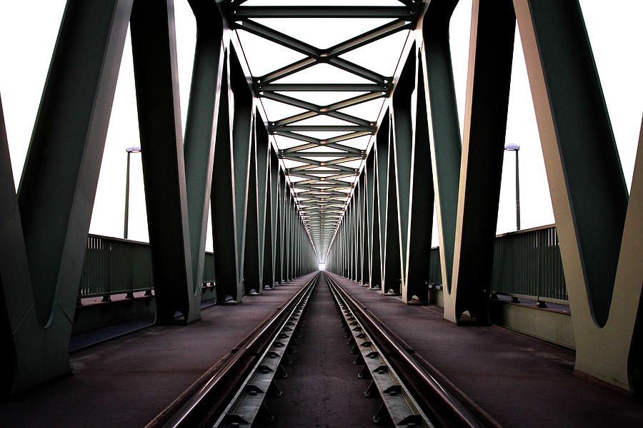 Bridge Photograph - Bridge by Zoltan Toth