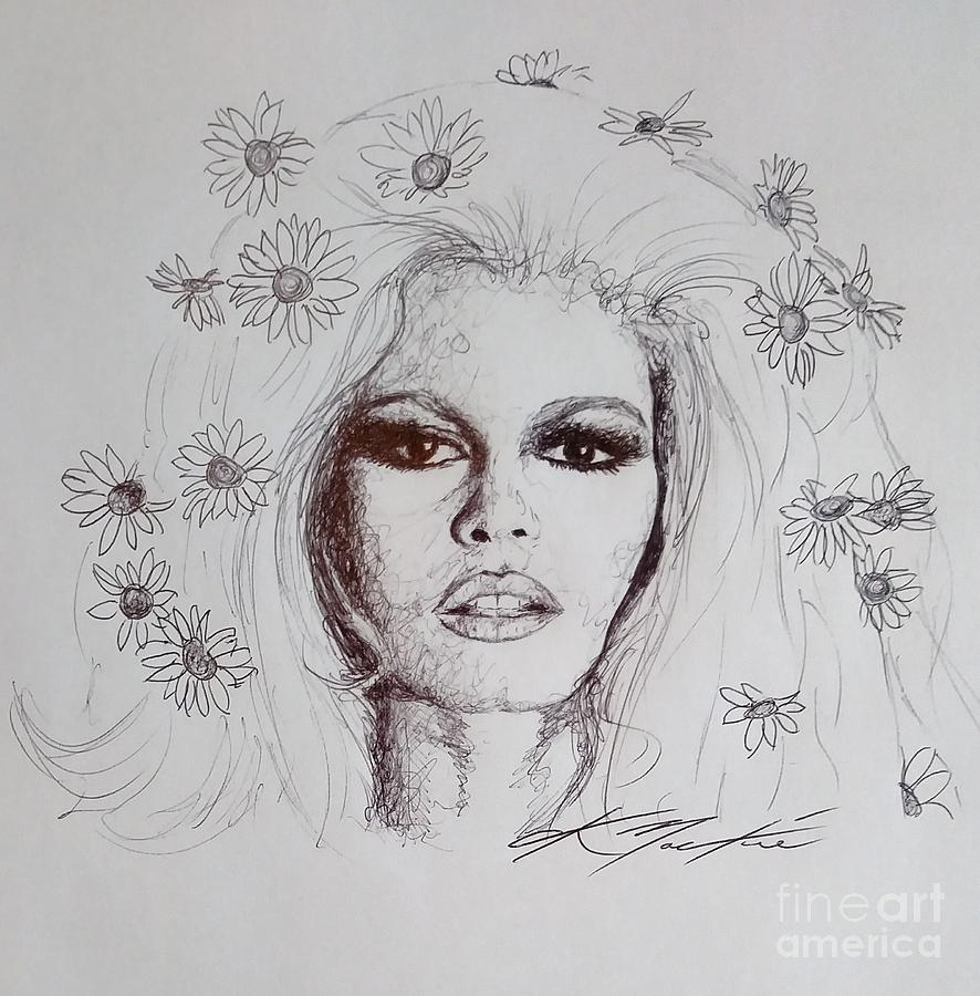 Bridget Bardot by CK Mackie