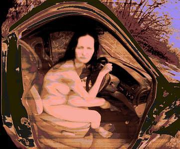 Kerhonkson Photograph - Bridget by Dan McCormack