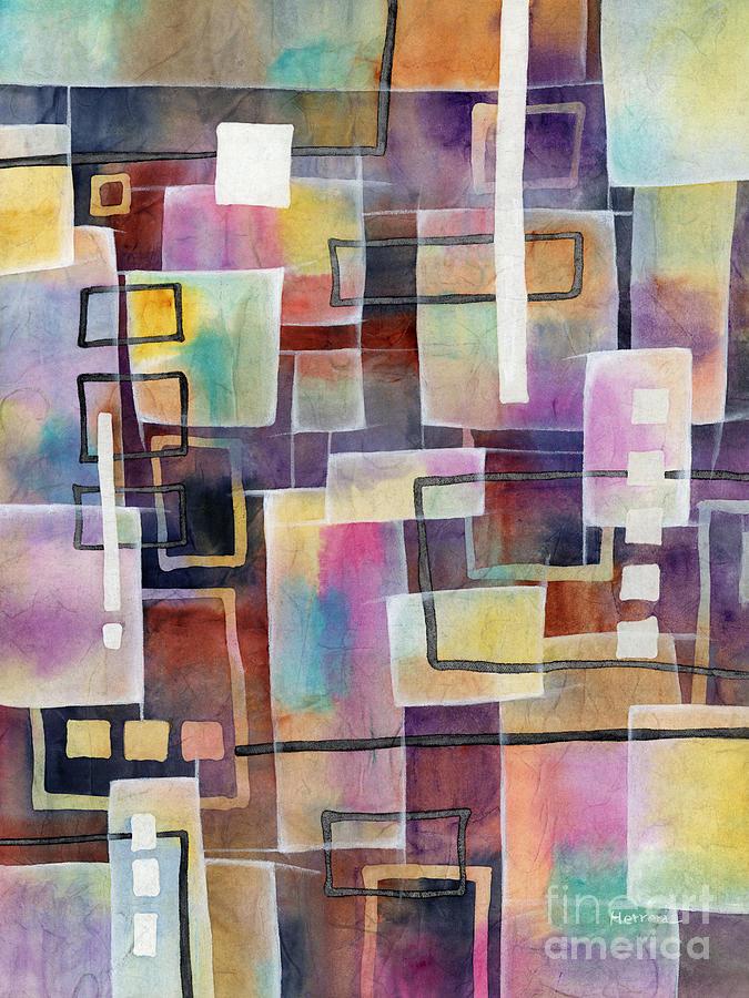 Bridging Gaps Painting