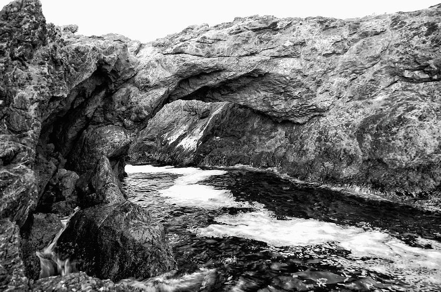 Bridging The Turbulence Photograph by Donna Blackhall