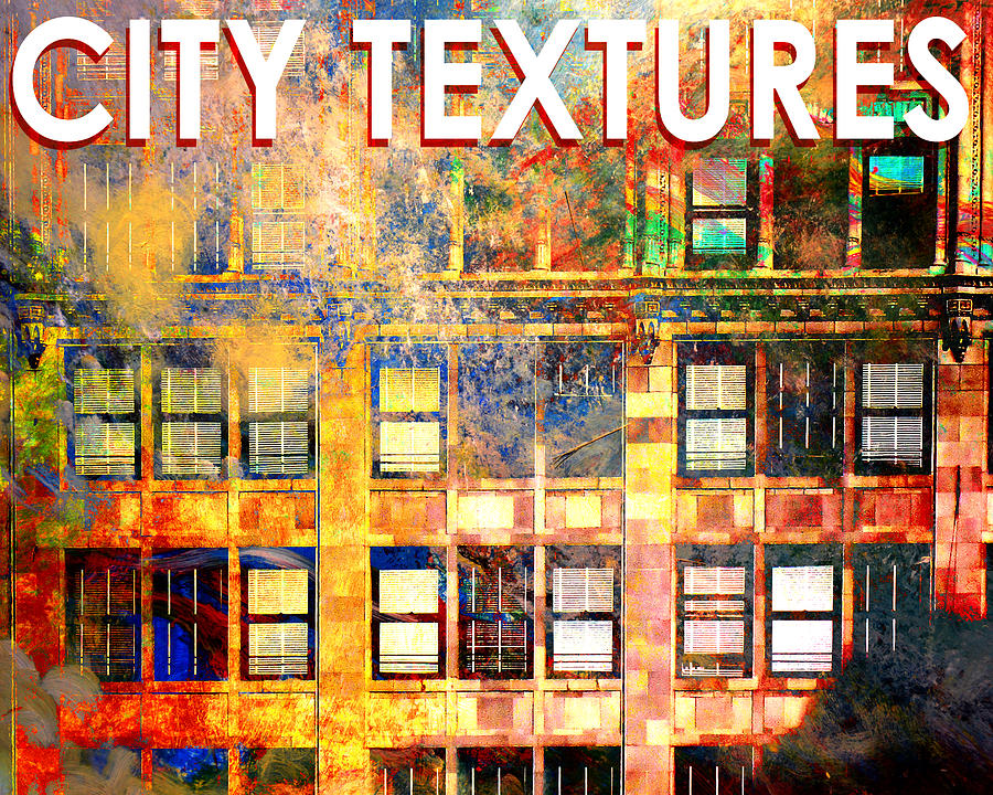 Bright City Textures by John Fish