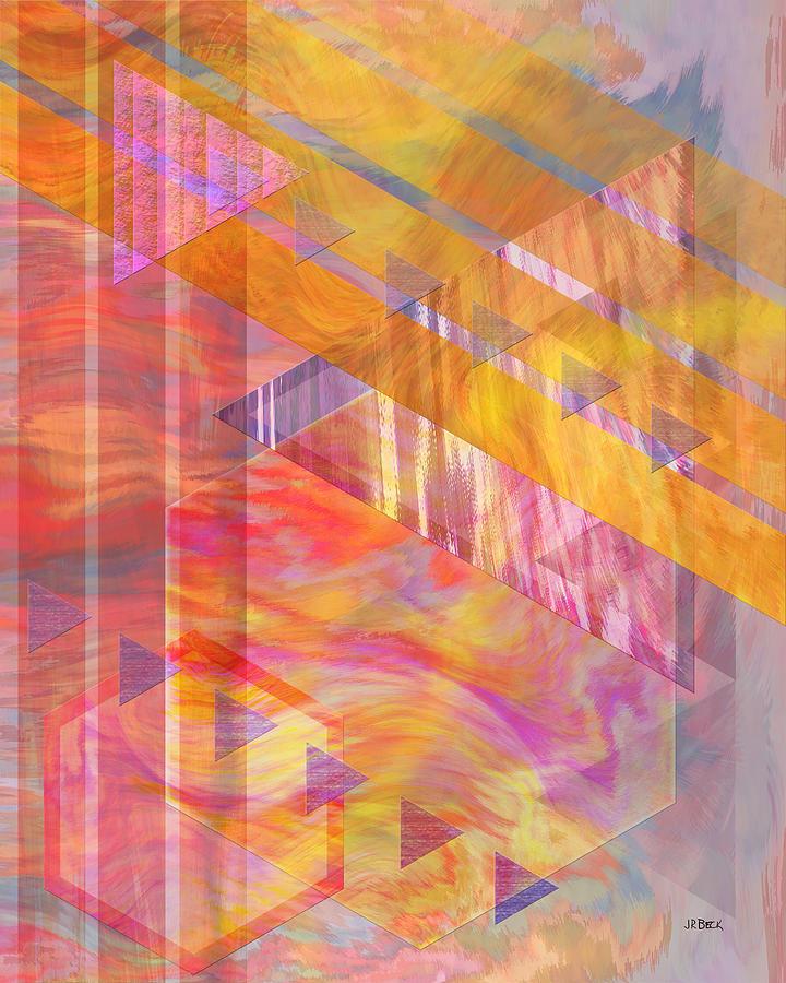 Bright Dawn Digital Art - Bright Dawn by John Beck