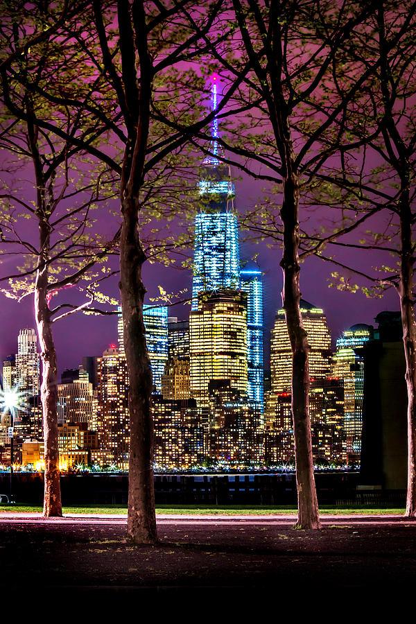 World Trade Center Photograph - Bright Future by Az Jackson