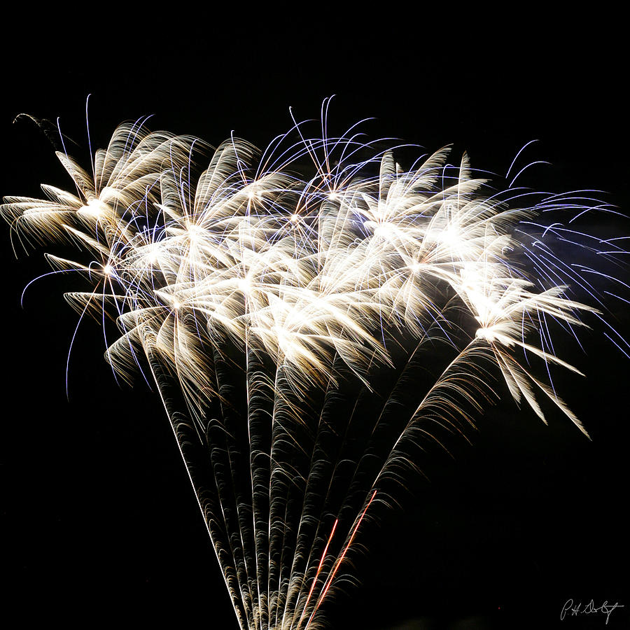 July 4th Photograph - Bright Lights by Phill Doherty