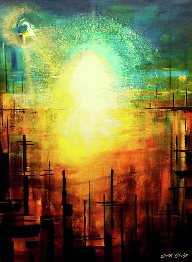 Bright Spirit Painting