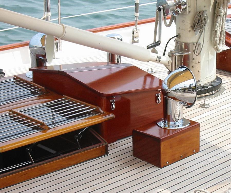 Sailboat Photograph - Bristol Fashion by Lin Grosvenor