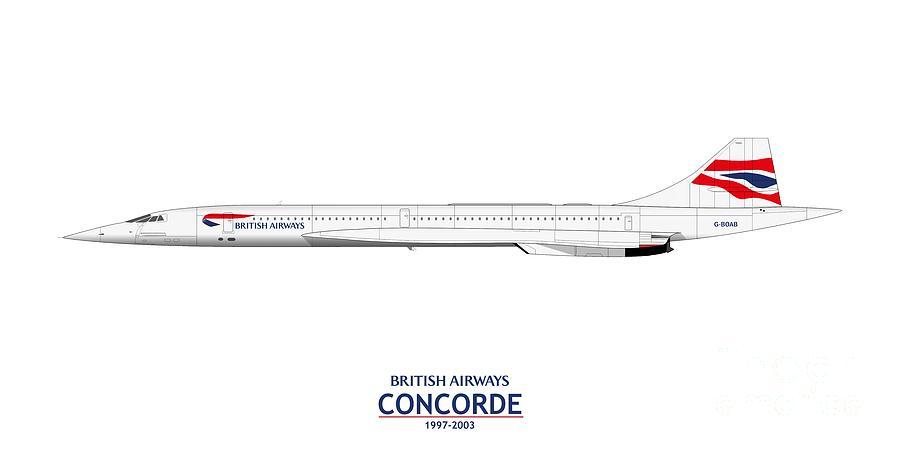 British Airways Concorde Barbados Operation CONCORDE Notes for Flight Crew