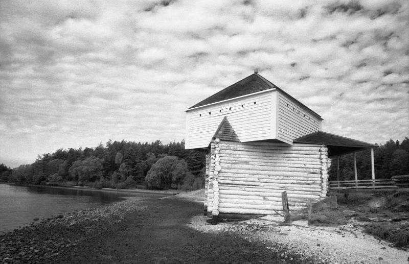 Landscape Photograph - British Camp by Paul Aiello
