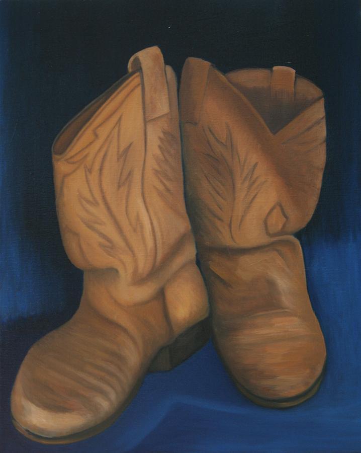 Still Life Painting - Broke In by Stephen Degan