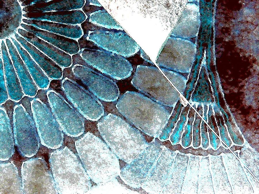 Abstract Photograph - Broken 3-2 by Lenore Senior