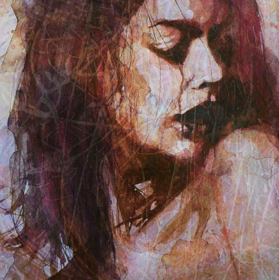 Model Painting - Broken Down Angel by Paul Lovering