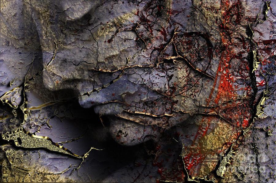 Digital Digital Art - Broken dreams by Hariette Herrmann