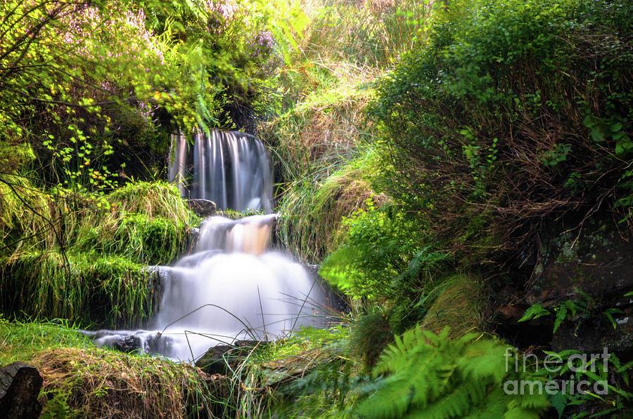 Bronte Waterfall Photograph